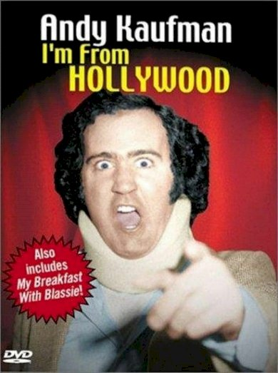 I'm from Hollywood - Movie Poster