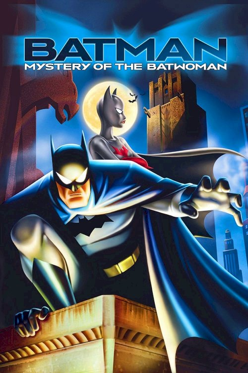 Batman: Mystery of the Batwoman - Movie Poster