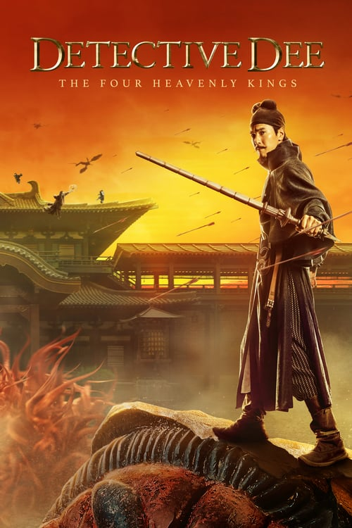 Detective Dee: The Four Heavenly Kings - Movie Poster
