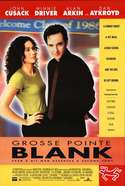 Grosse Pointe Blank - Movie Poster