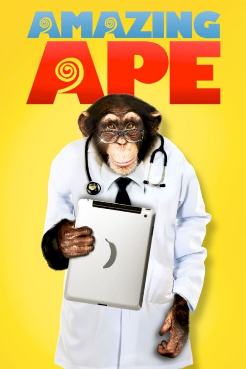 The Amazing Ape - Movie Poster