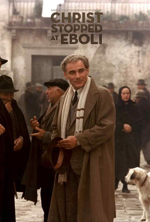 Christ Stopped at Eboli - Movie Poster