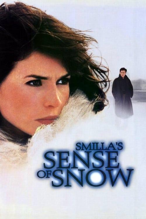 Smilla's Sense of Snow - Movie Poster