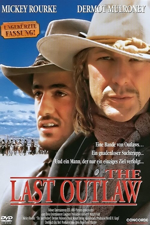 The Last Outlaw - Movie Poster