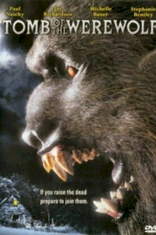 Tomb of the Werewolf - Movie Poster