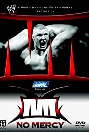 WWE No Mercy 2003 - Movie Poster