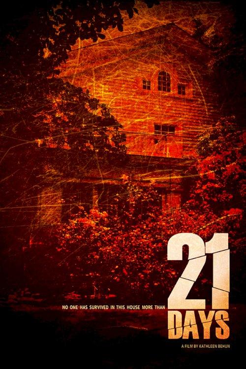 21 Days - Movie Poster