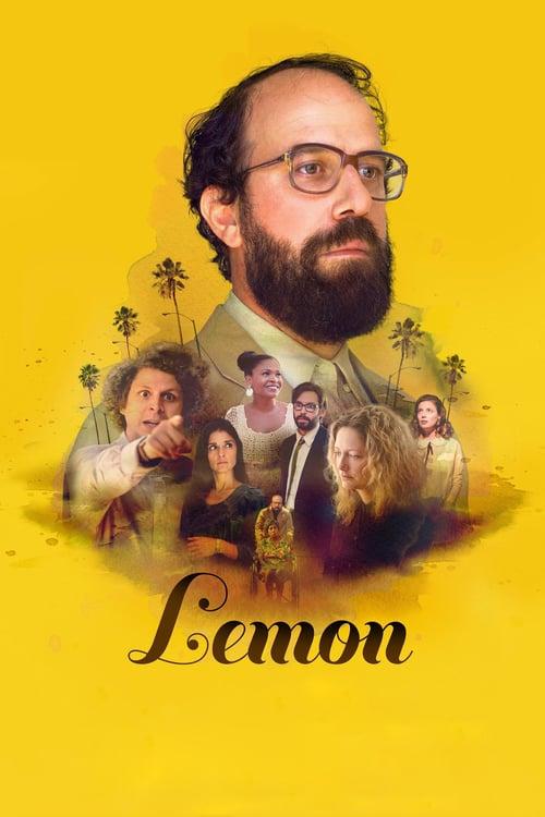 Lemon - Movie Poster