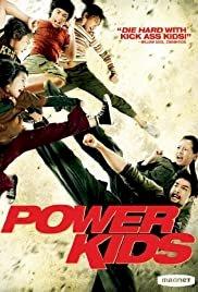 Power Kids - Movie Poster