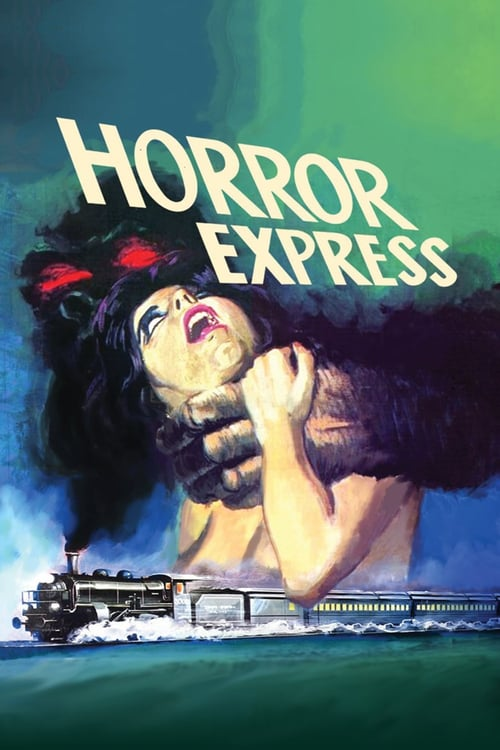 Horror Express - Movie Poster