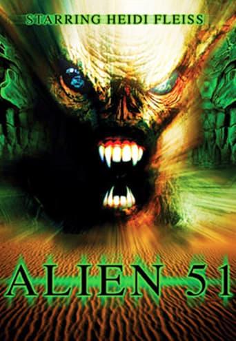 Alien 51 - Movie Poster