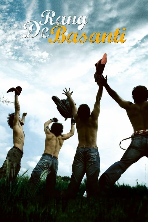 Rang De Basanti - Movie Poster