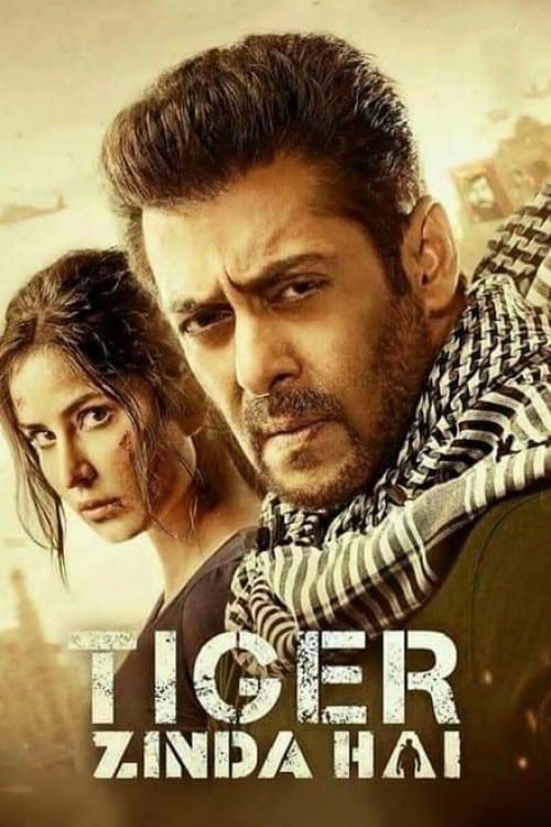 Tiger Zinda Hai - Movie Poster