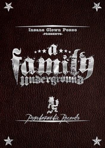 A Family Underground - Movie Poster