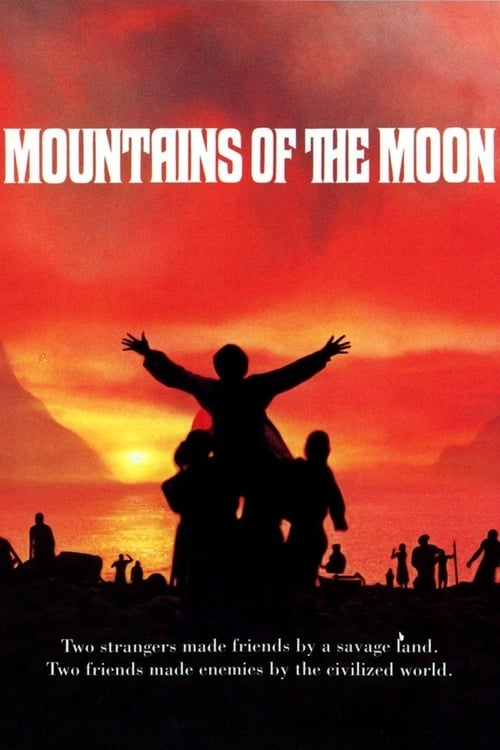 Mountains of the Moon - Movie Poster