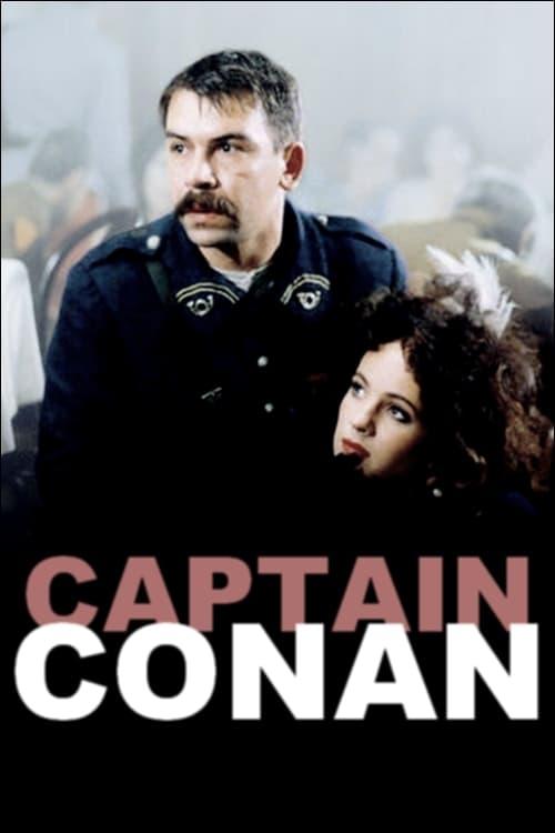 Captain Conan - Movie Poster