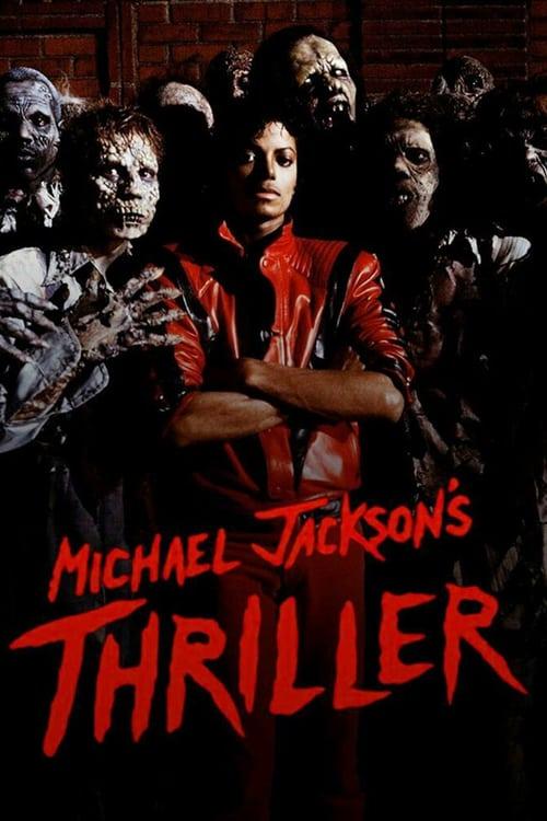 Michael Jackson's Thriller - Movie Poster