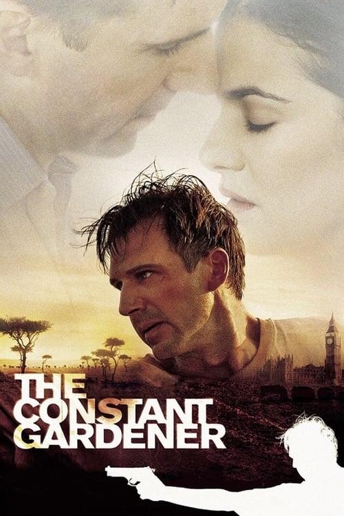 The Constant Gardener - Movie Poster