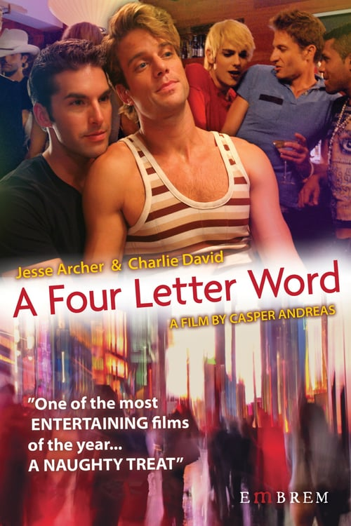 A Four Letter Word - Movie Poster