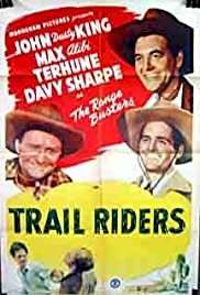 Trail Riders - Movie Poster