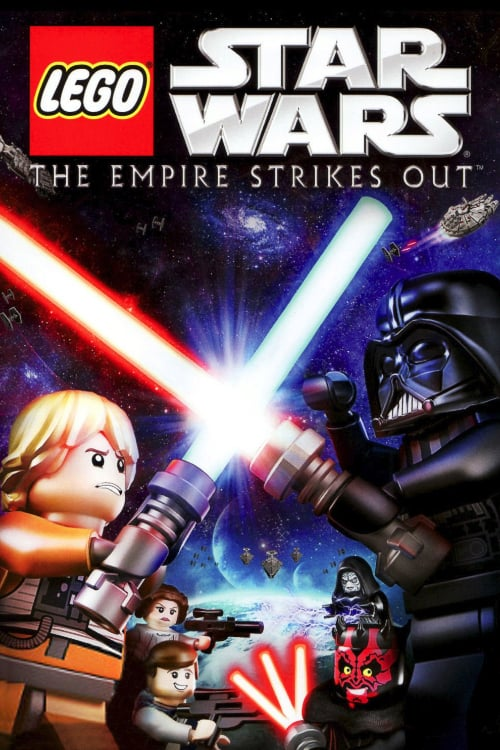 LEGO Star Wars: The Empire Strikes Out - Movie Poster