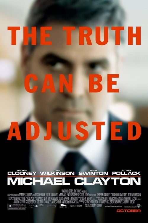Michael Clayton - Movie Poster