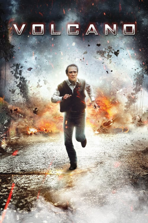 Volcano - Movie Poster