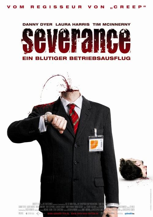 Severance - Movie Poster