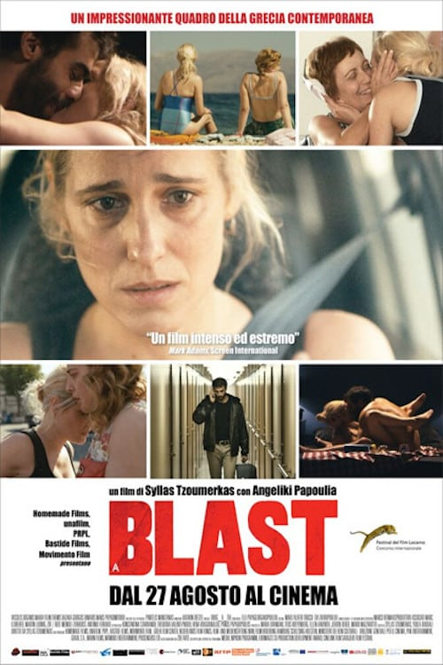 A Blast - Movie Poster