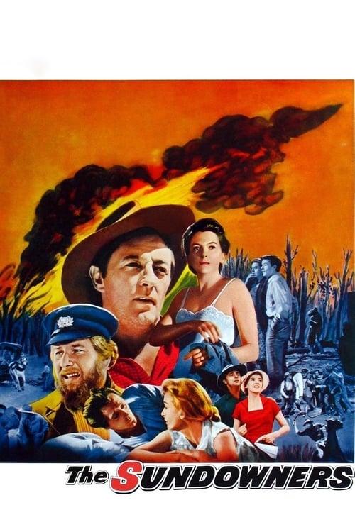 The Sundowners - Movie Poster