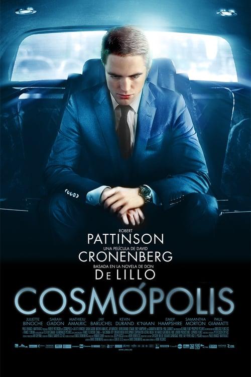 Cosmopolis - Movie Poster
