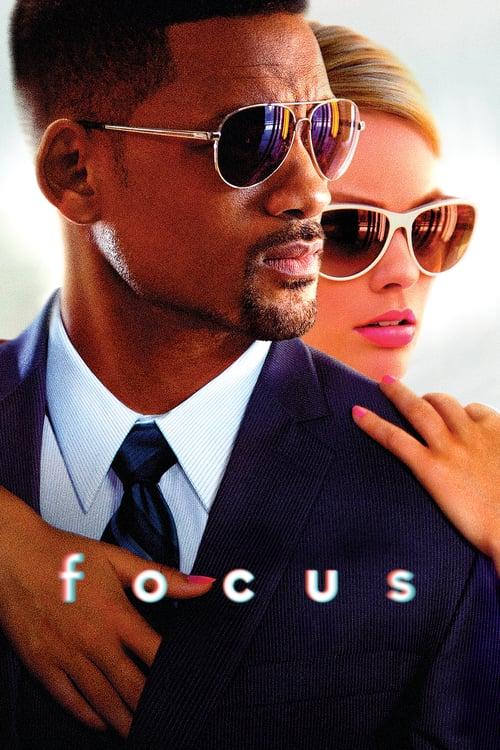 Focus - Movie Poster