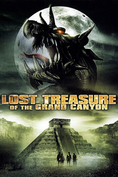 The Lost Treasure of the Grand Canyon - Movie Poster