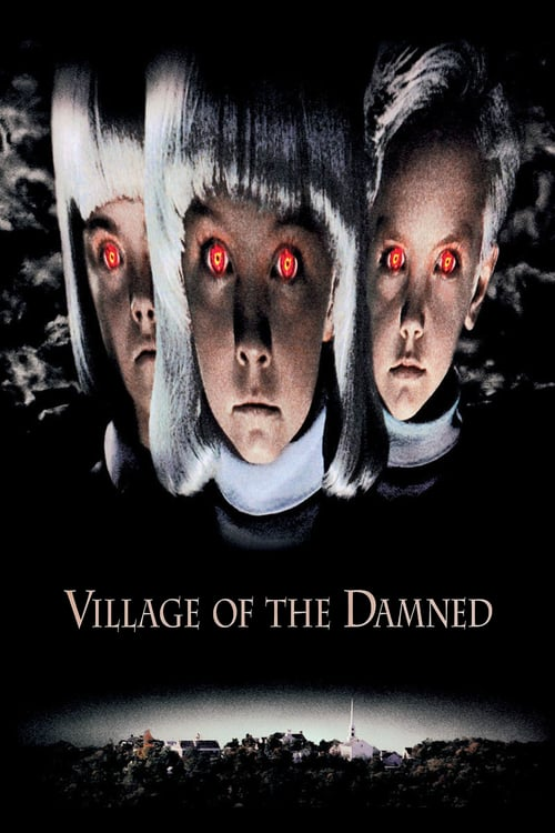 Village of the Damned - Movie Poster
