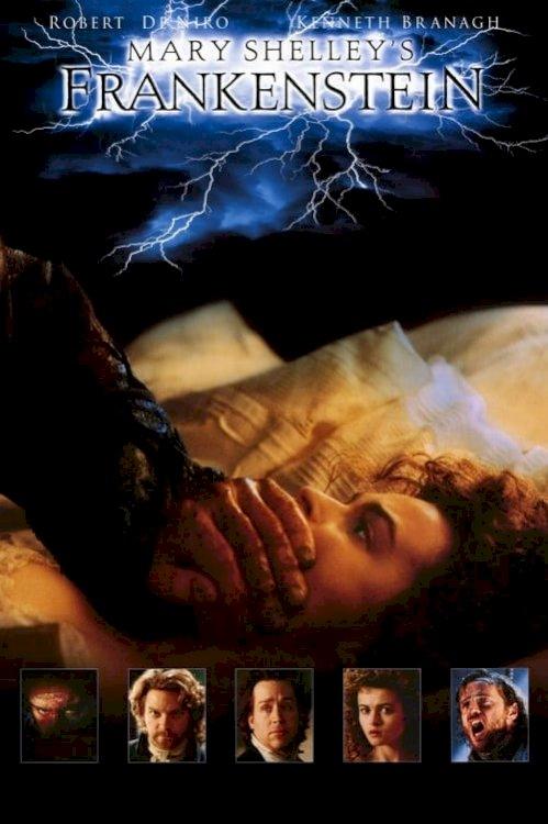 Mary Shelley's Frankenstein - Movie Poster