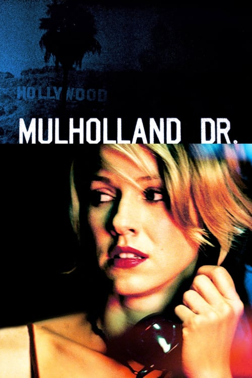 Mulholland Drive - Movie Poster