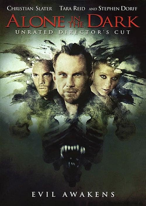 Alone in the Dark - Movie Poster