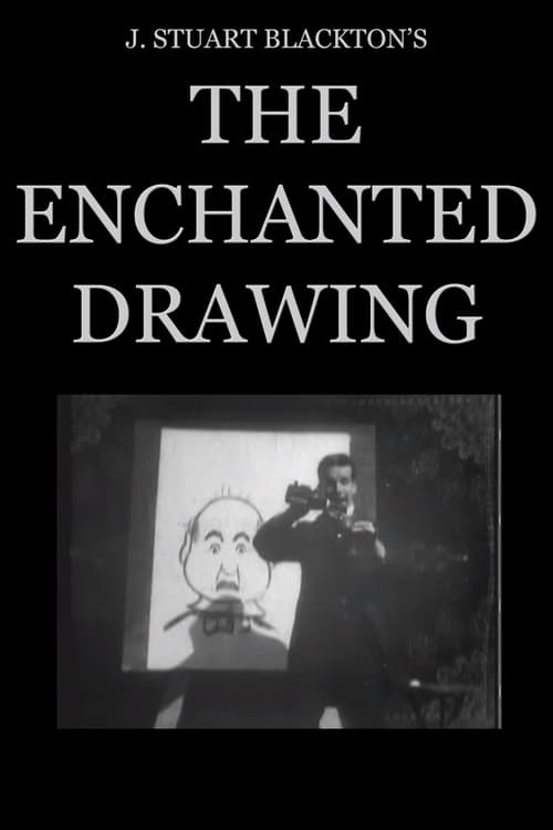The Enchanted Drawing - Movie Poster