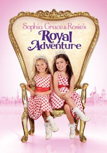 Sophia Grace & Rosie's Royal Adventure - Movie Poster