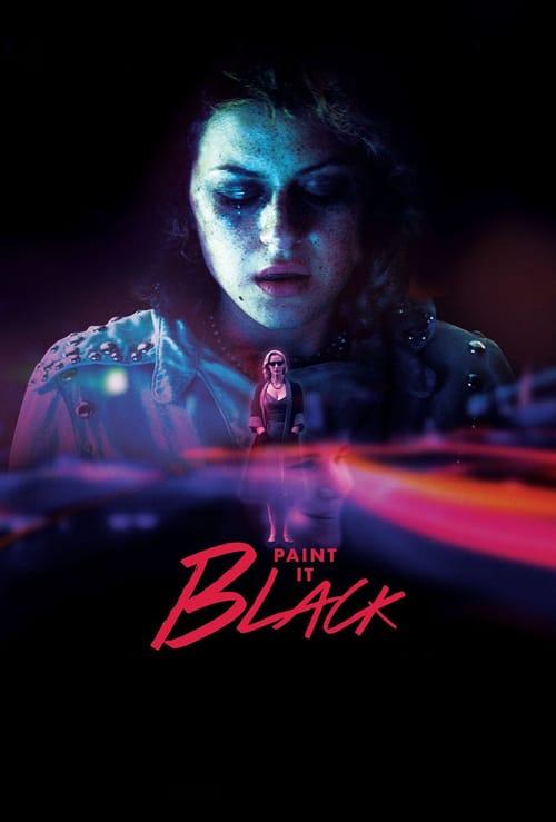 Paint It Black - Movie Poster