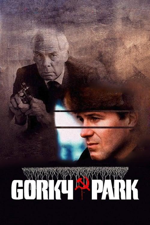 Gorky Park - Movie Poster