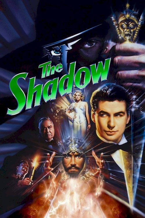 The Shadow - Movie Poster