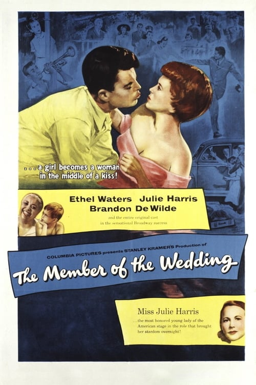 The Member of the Wedding - Movie Poster