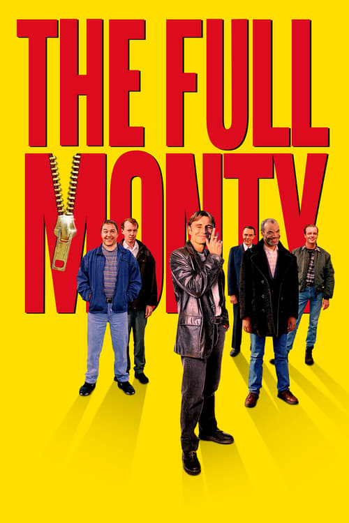 The Full Monty - Movie Poster