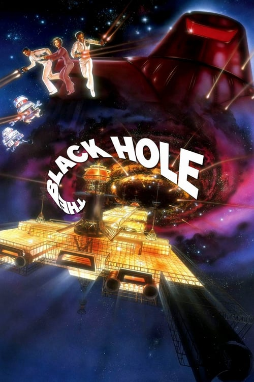The Black Hole - Movie Poster