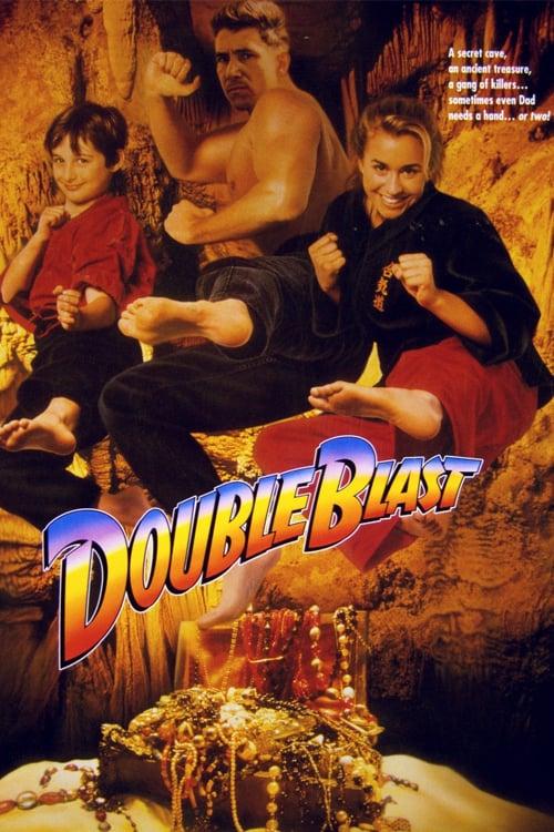 Double Blast - Movie Poster
