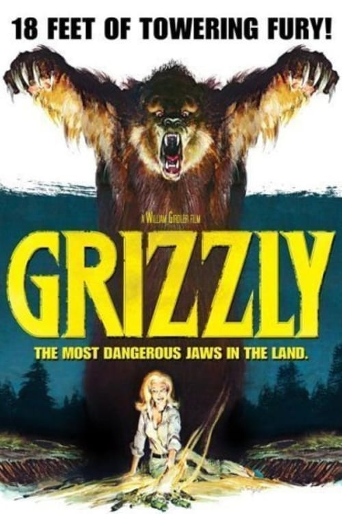 Grizzly - Movie Poster