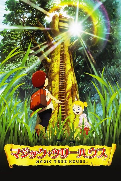 Magic Tree House - Movie Poster
