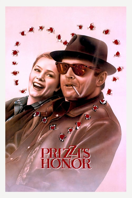 Prizzi's Honor - Movie Poster