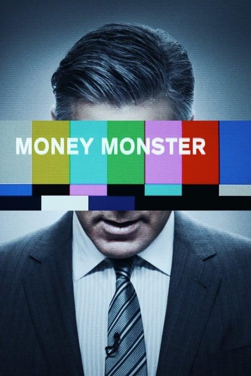 Money Monster - Movie Poster